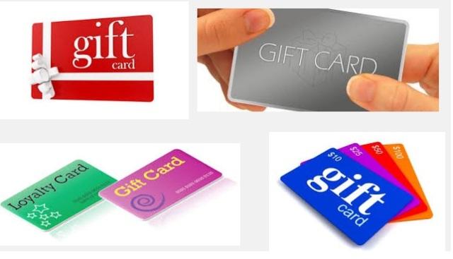 Gift and Loyality Card